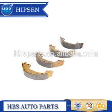 Brake shoes OEM NO 7797112218 / 8455458172 /424572 for ALFA ROMEO / DACIA / PEUGEOT
