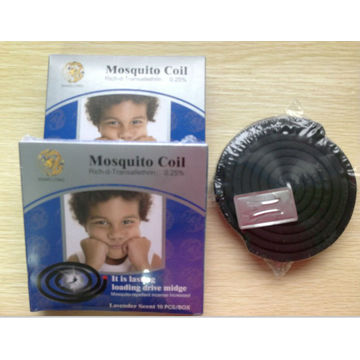 Smokeless Natural Perfume Fragrance Mosquito Coil Factory