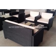 Wicker Outdoor / Garden Furniture - conjunto de sofá