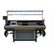 máquina de confecção de malhas superior automatizada automática da sapata do flyknit