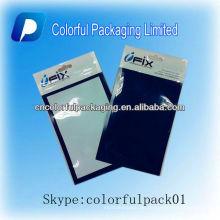 Hochwertige Promotion Kunststoff Telefon Zubehör Ziplock Verpackung Taschen