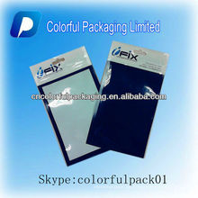 Bolsos de empaquetado ziplock de los accesorios del teléfono plástico de la promoción de alta calidad