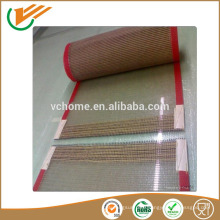 Food Grade China top rubber conveyor belt top quality ptfe teflon coated fiberglass mesh conveyor belt