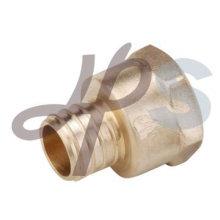 Encaixe de tubulação quente do pex do bronze do forjamento 3/8 '' - 1 ''