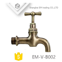 "EM-V-B002 1/2""Casted general brass FAUCETS water BIBCOCK for garden"