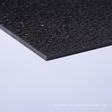 Polycarbonat Blatt Acryl Blatt Solid Sheet Compact Blatt Hersteller