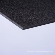 Fabricant de feuille compacte de feuille solide acrylique de feuille de polycarbonate