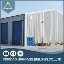 Prefab Steel Strcture Metal Sheet New Design Warehouse