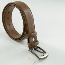 Reliable for Dress Leather Belt Men's Reversible Leather Belt For Jeans Brown export to Equatorial Guinea Wholesale