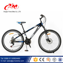 Alibaba buena calidad 26 pulgadas bicicletas de montaña para la venta / suspensión completa de bicicleta de montaña