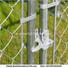 Galvanized Chain Link Dog Kennels