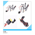 Faisceau de câblage de lumière de voiture de résistance à hautes températures