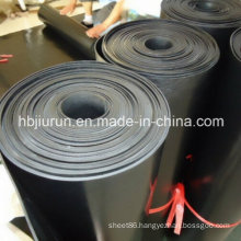 Shock Resistant Nr Pure Gum Rubber Sheet