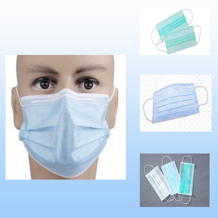 Auto Surgical Flat Mask Machine