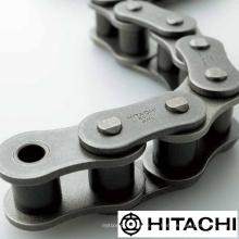 Hitachi Metals Techno acero inoxidable y cadena de rodillos de hierro fundido sin deslizamiento durante el funcionamiento. Hecho en Japón (piñones de cadena)