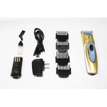 Cortador de cabelo elétrico recarregável sem fio