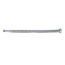 J8011 Alumínio ou fio de aço inoxidável tricotado / trançado; Tubo EPDM ou PEX