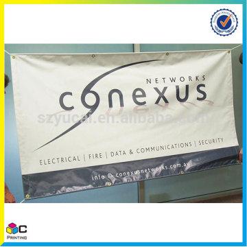 cheap PVC flex banner , blank banners, cloth banner