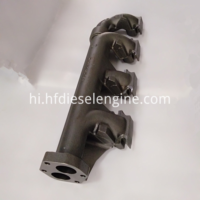 Bf8m1015 Exhaust Pipe