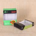 Boîtes d'emballage imprimé design de luxe logo personnalisé