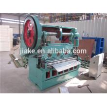 Fabrication de machines saines en métal déployé pour la calandre