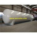 100m3 Bulk LPG Storage Gas Tanks