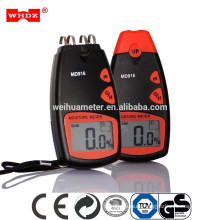 Digital portable paper moisture meter MD916