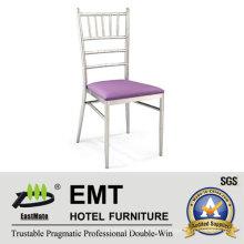 Chaise élégante et élégante Chiavari de banquet (EMT-806)