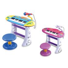 Venta caliente niños juguete musical órgano eléctrico (h0471292)