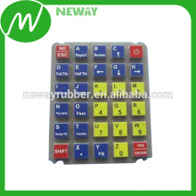 Customized Color Silicone Rubber Keypad