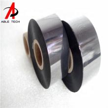 TTO thermal ribbon 33mm 55mm wax resin markem X40 videojet linx domino printer thermal transfer overprinter near edge tto ribbon