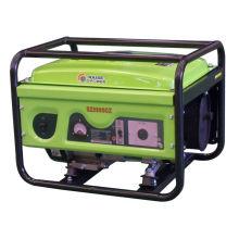 Grupo de gerador de gasolina elétrica refrigerada a ar de 5kw