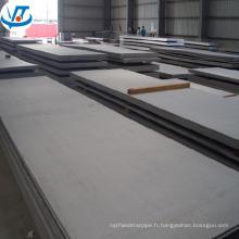Plaque d'acier balistique laminée à chaud en acier PRO500