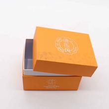 Caja de regalo de té de hierbas de cartón personalizado 2019