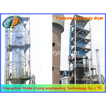 pressure nozzle spray dryer/spray drier