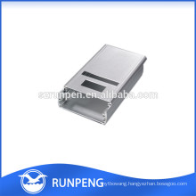 6061-T5 anodise extruded aluminum profiles led heatsink
