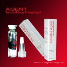 Agent fixateur de maquillage permanent