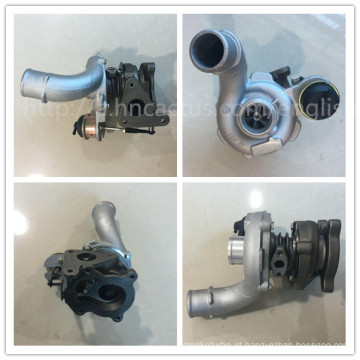 Gt1549s Turbocompressor 738123-5004s para Renault Megane F9q Engine