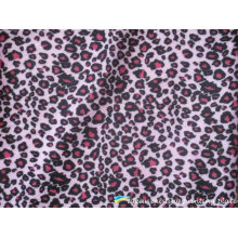 Purple Leopard Patterns Printed Scarf