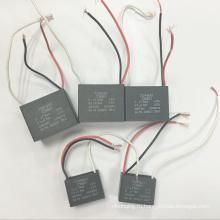 1.5+2.5 МКФ 1.5+3UF 3+6.5 МКФ 5+6.2 МКФ 5+8.5 МКФ 2 в одном Кондиционер вентилятор конденсатор Cbb61 250ВАС