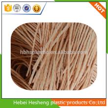 Corde de haute qualité de PP / PE directement de l'usine utilisée pour le sac de récipient