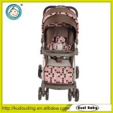 Hot china produtos atacado alumínio dobrado carrinho de bebê tubo