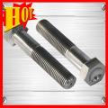 Gr1 Mini Titanium Bolt and Titanium Screw for Moto