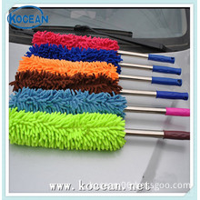 microfiber chenille wash brush, car cleaning brush,household wash brush with long handle