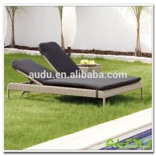 Audu Metal Pool Wicker Garden Bed