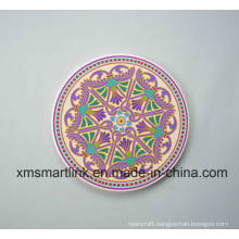 Souvenir Round Ceramic Table Coaster, Ceramic Tiles Souvenir Gifts