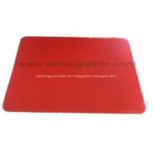 VERMELHO, resistente, flexível e Shee de cozimento antiaderente Silicone
