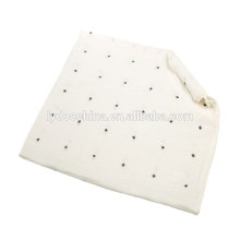 baby bamboo cotton blanket fashion baby muslin swaddle