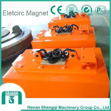Crane Lifting Mechanism Electric Magnet