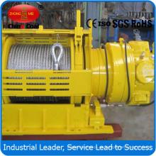 Torno neumático de alta calidad de Jqhs-50 * 12 50kn para el campo petrolífero